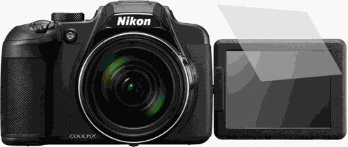 2x Nikon Coolpix b700 crystalclear LCD Screen Guard protector de táctil
