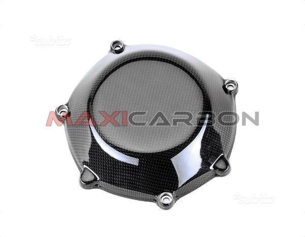 100% Waar Coprifrizione Chiuso Carbonio Ducati Streetfigher 848-1098 / Closed Dry Clutch