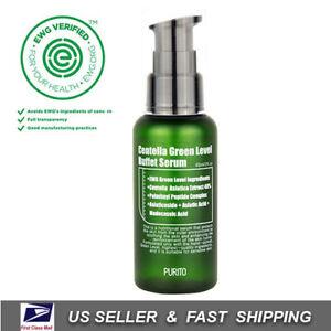 PURITO-Centella-Green-Level-Buffet-Serum-60-ml-Free-Sample