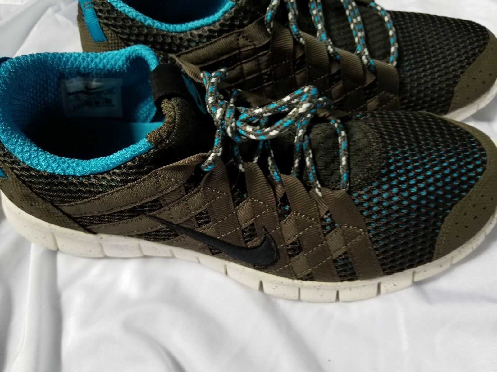 GREEN OREGON BEAgreenON FREE NIKE MENS blueE POWERLINES 11.5