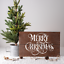 Merry-Christmas-Stencil-Durable-amp-Reusable-Mylar-Stencils thumbnail 2