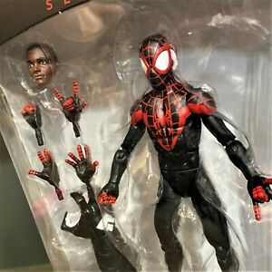 Marvel Legends Miles Morales Ultimate Spider-Man Space ...