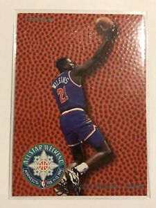 All Star Weekend NBA Basketball Card Fleer  94- 95  13 Dominique ... 11e938fc7
