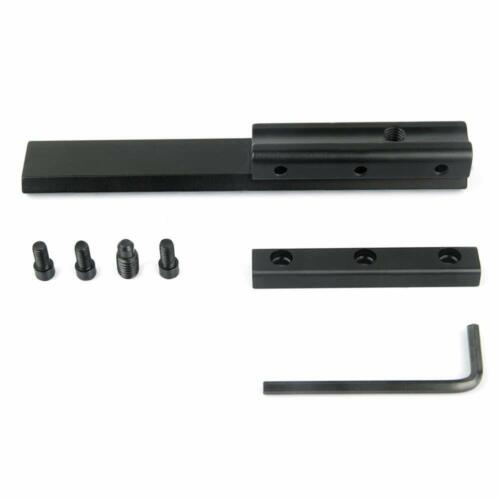 Hunting Scope Mount Ring Picatinny Rail Dovetail Weaver Adapter Extention Mount