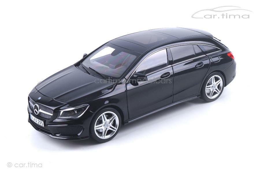 Mercedes-Benz CLA Shooting Brake 2015-Noir-Norev - 1 18 - 183598