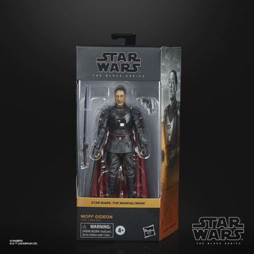 Star Wars The Black Series Guaranteed Presale 6 Inch Figure Moff Gideon