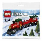 LEGO 30543 Creator Christmas Holiday Train Polybag 66pcs