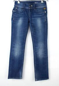 G-STAR RAW Women Straight Jeans Size W28 L29