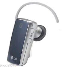 New LG HBM770 Blue Bluetooth Wireless Headset HBM 770