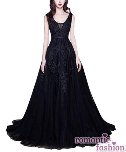 ♥Abendkleid Ballkleid Cocktailkleid Brautkleid Größe 34-54 und 6 Farben+NEU♥