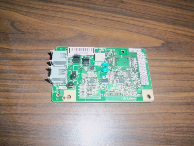Xerox Phaser WorkCentre PWBA Fax Board 960K53603 Part Replacement