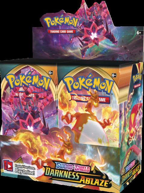 PREORDER Pokemon TCG Darkness Ablaze Booster Box