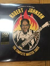 Robert Johnson 'Genius of the Blues' Complete Master Takes 2x LP 180 VINYL NEW