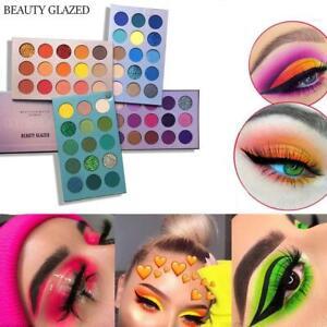 60 Colors Beauty Glazed 4 In 1 Color Board Eyeshadow Palette Long Lasting Ebay