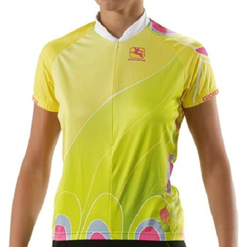 GIORDANA BUTTERFLY CYCLING JERSEY NWT WOMENS MEDIUM