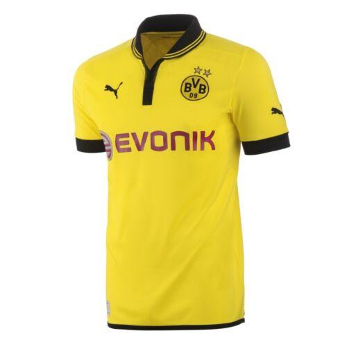 Größe XL.XXL.3XL BVB Fussball Trikot Puma Borussia Dortmund 2012-2013 Home