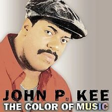 John P. Kee : The Color of Music CD (2004)