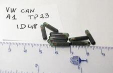 KEY CHIP FITS VW VOLKSWAGEN CAN A1 TP23 ID48  NEW TRANSPONDER PREPROGRAMMED #A1
