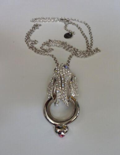 Authentic Disaya Boudoir Necklace Rabbit Pendant S