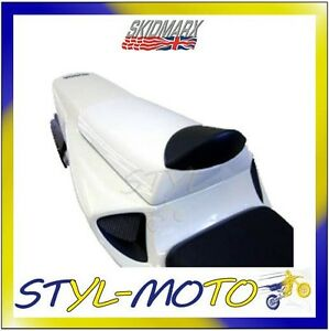 COPRISELLA-MOTO-SKIDMARX-SV650-SX-Y-SUZUKI-BLU-1999-2000