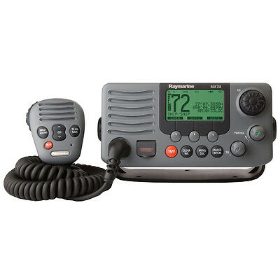 Raymarine RAY218 VHF Radio E43032