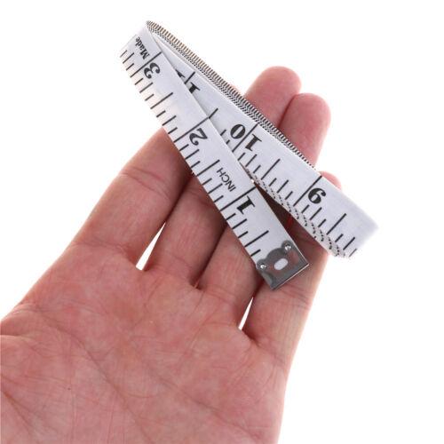 1.5m  Soft Plastic Ruler Tailor Cloth Body Measure Measuring Flat Tape Nice LCRX