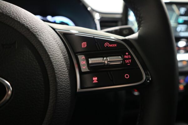 Kia Ceed 1,6 PHEV Upgrade Intro SW DCT billede 9