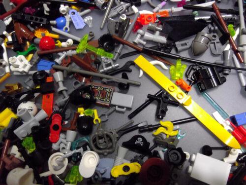 ☀️NEW 10x RANDOM LEGO MINIFIG Accessories BULK LOT MINIFIGURES MINI FIGURE