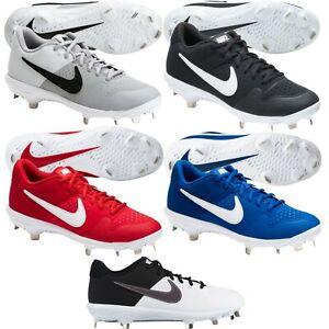 0d5a50188 Image is loading Nike-Alpha-Huarache-Varsity-Low-Metal-Cleats-Men-