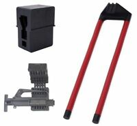 Handguard Rubber Costing Removal Tool High Profile Gunsmith Block Tool Red