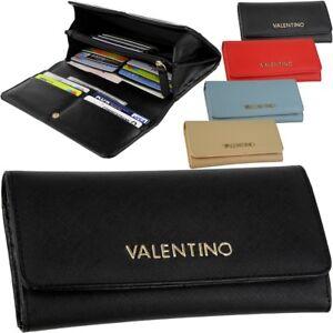 VALENTINO-Damen-Geldbeutel-Scheintasche-Portemonnaie-Geldboerse-Brieftasche-Lily