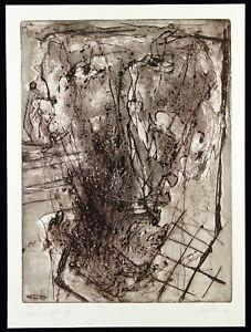 DDR-Kunst-Barhaupt-V-1988-Aquatinta-Wolfgang-KE-LEHMANN-1950-D-handsigniert