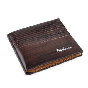 Men-039-s-Leather-Bifold-ID-Card-Holder-Purse-Wallet-Billfold-Handbag-Slim-Clutch