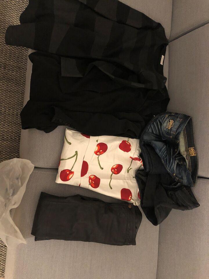 Blandet tøj, Kjoler,bukser, Margit Brandt