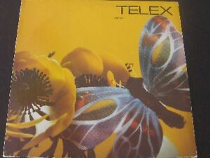 Telex-rare-81-LP-Sex-on-Ariola-mint-SYNTH-WAVE-POP-electronic-SPARKS