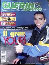 Guerin Sportivo 3 1997 con Storia Juve 1971-72-73-74 con Figurine Panini [GS24]
