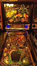 Creature From The Black Lagoon CFTBL-Pinball colored LED Speaker Panel-ULTIMATE