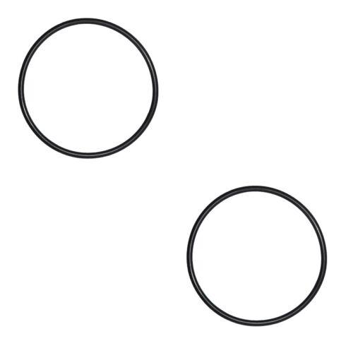 Pack de 2-OR64X4 nitrile o-ring 64mm id x 4mm épais