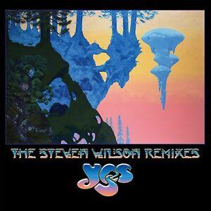Yes-Steven-Wilson-Remixes-Vinyl-6-LP-NEW-sealed