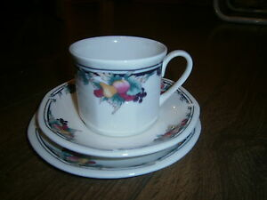 ROYAL-DOULTON-034-AUTUMN-039-S-GLORY-034-Tea-Trio-LS1086