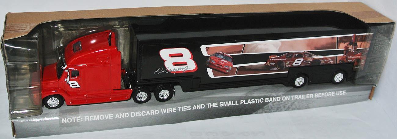 NASCAR HAULER TEAM TRANSPORTER 2004  JR MOTORSPORTS  Dale Earnhardt jr. - 1 64