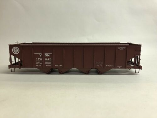 Atlas O Master H21A Hopper Missing Trucks /&Couplers Virginian VGN