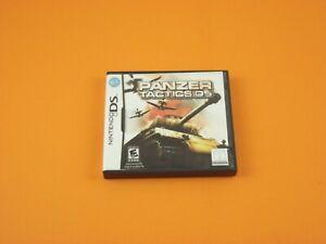 Panzer-Tactics-DS-Nintendo-DS