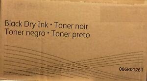GENUINE-BLACK-DRY-INK-TONER-006R01261-6R01261-NUVERA-100-120-144-288