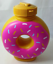 The Simpsons Universal Studios Lard Lad Donuts Souvenir Sipper Drink Cup NEW