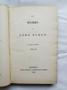 The-Works-of-Lord-Byron-Volume-3-1823