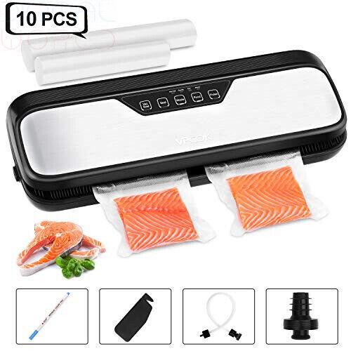 Kitchen Storage & Organisation Vacuum Sealer Machine VPCOK Vac ...