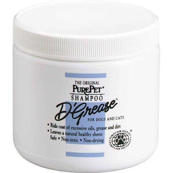 Professionale D'Grasso Cane e Gatto Shampoo Profondo Pulisce All Coat Tipi Due