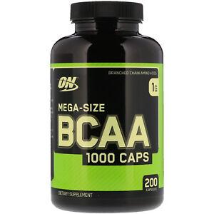 Optimum-Nutrition-BCAA-1000-Caps-MegaSize-1-000-mg-200-Capsules-Amino-Acids
