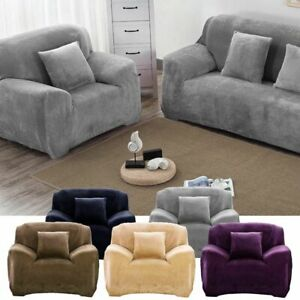 1-4-Seaters-Universal-Sofa-Funda-Couch-Cover-Stretch-Slipcover-Easy-Instal-Plush